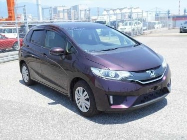 2013 Honda FIT Non Hybrid