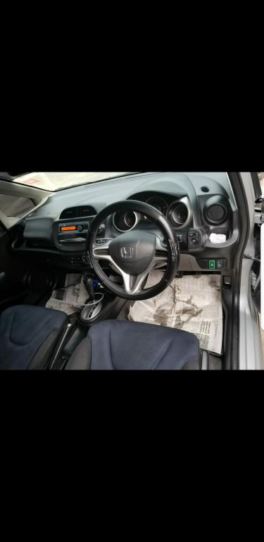 2012 Honda Fit.