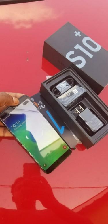 Samsung Galaxy S10 Plus Unlock