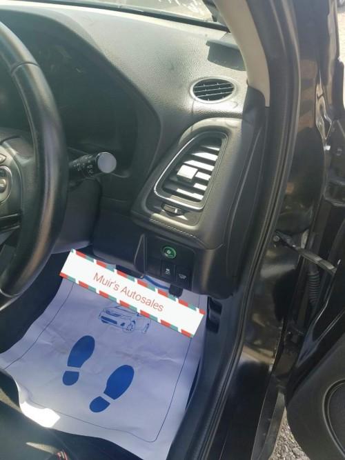 NEWLY IMPORTED  2016 Honda Vezel  HRV SHAPE