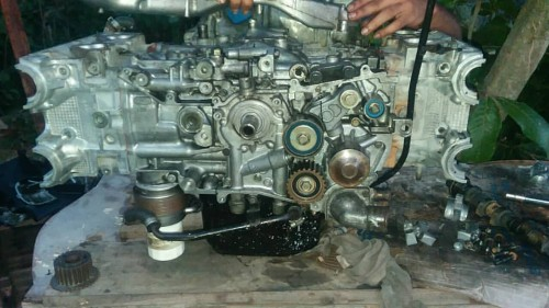 Motor Vehicle  Servicing And Performance Modificat