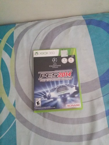 Pes 2014 Xbox360