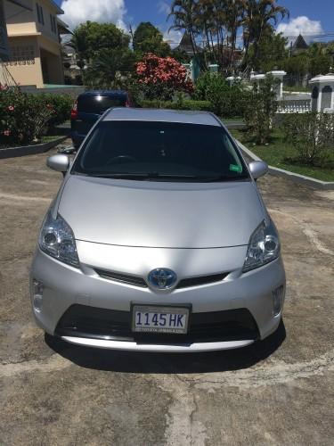 2014 Toyota Prius Hybrid Cars Ocho Rios