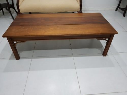 Mahogany Living Room Table