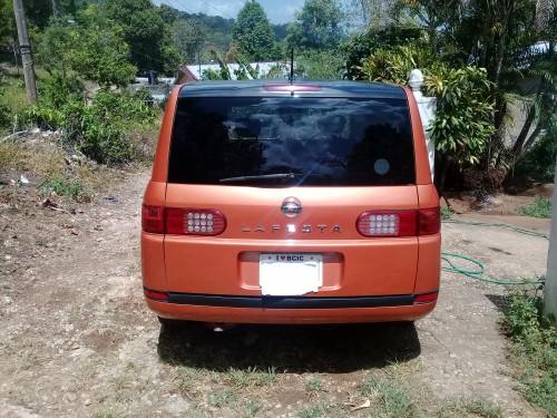 06 Nissan Lafesta