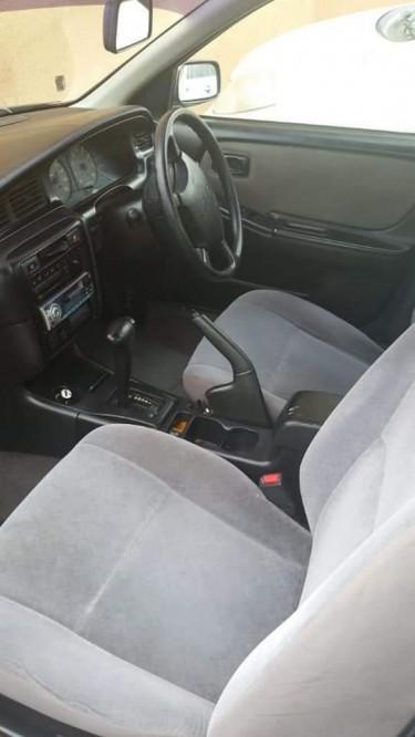 1998 Nissan Bluebird