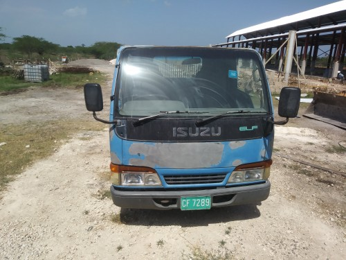 1998 Isuzu Tipper Truck