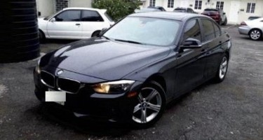 Bmw 320i 2015 Great Condition