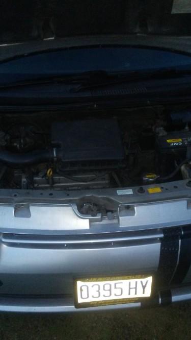 207 Toyota Passo