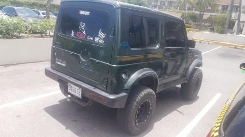 1998 Suzuki Samarui
