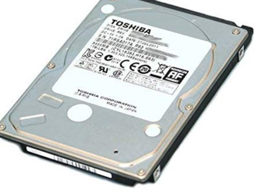 SATA HARD DRIVE HD 500 GB