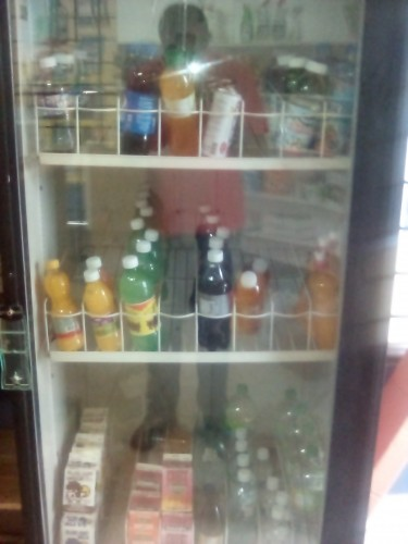 True Commercial Cooler