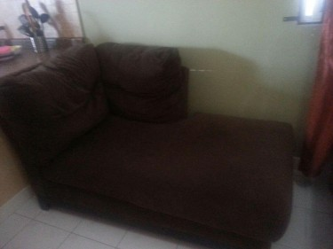 2 Piece Sectional Sofa (Price Reduction)  Must Go!