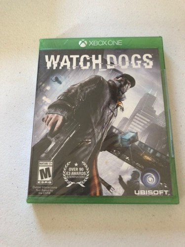 WATCHDogs Xbox One Liked New