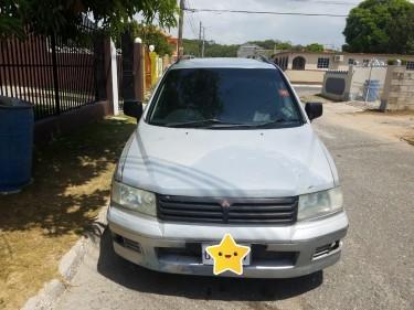 2002 Mitsubishi Space Wagon