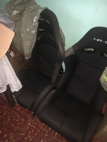 Nrg Reclinable Bucket Seats