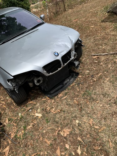 2002 3series 318i BMW Body Parts Needed Front Part