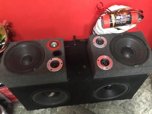 Complete Car Sound System