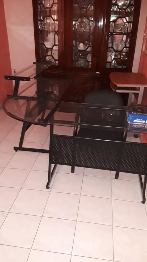 Fridge 20k Computer Table15k Computer Desk 7k