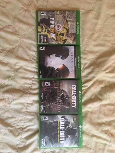 Xbox One Video Game Bundle