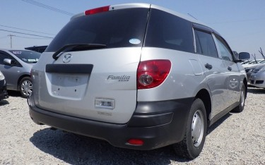 2013 Mazda Familia VAN For Sale In Kingston