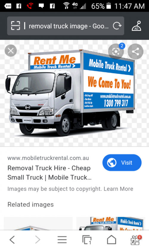 Removal Service Truck Avalible Remove Stuff Bed