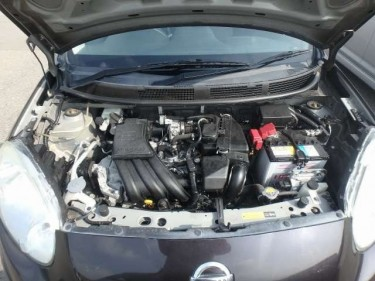 2013 Nissan March For Sale In Kingston