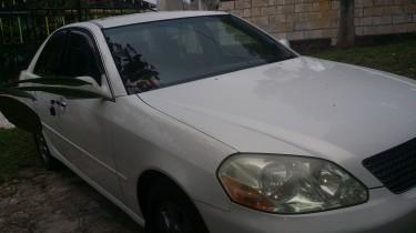 2002 Toyota Mark 2