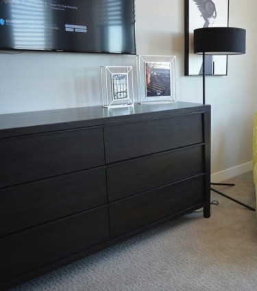 Custom Build Your Beautiful Wide Modern Dresser