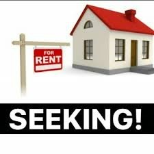 SEEKING HOUSE FOR RENT