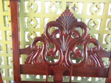 Beautiful King Size Headboard For Sale