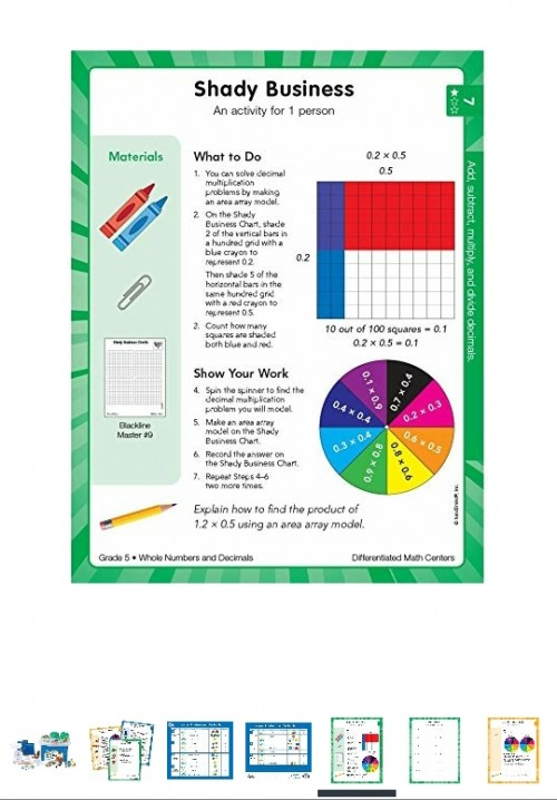 Eta Hand2mind Differentiated Math Centers