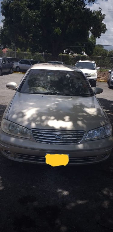 2007 NISSAN SYLPHY