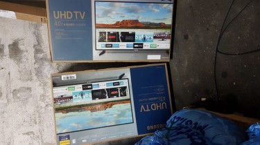 Samsung Ultra HD Smart TV 43