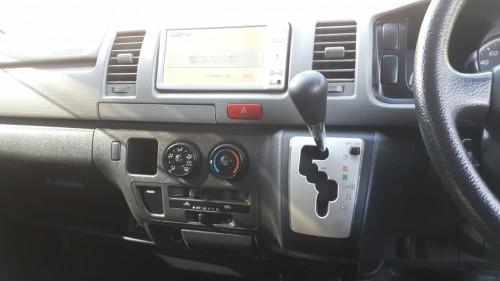 2011 Toyota Hiace
