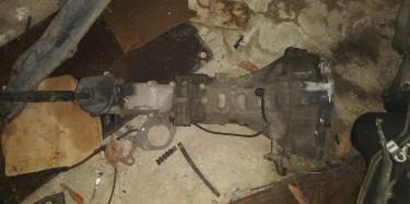 F6A Turbo Suzuki Engine And Gearbox
