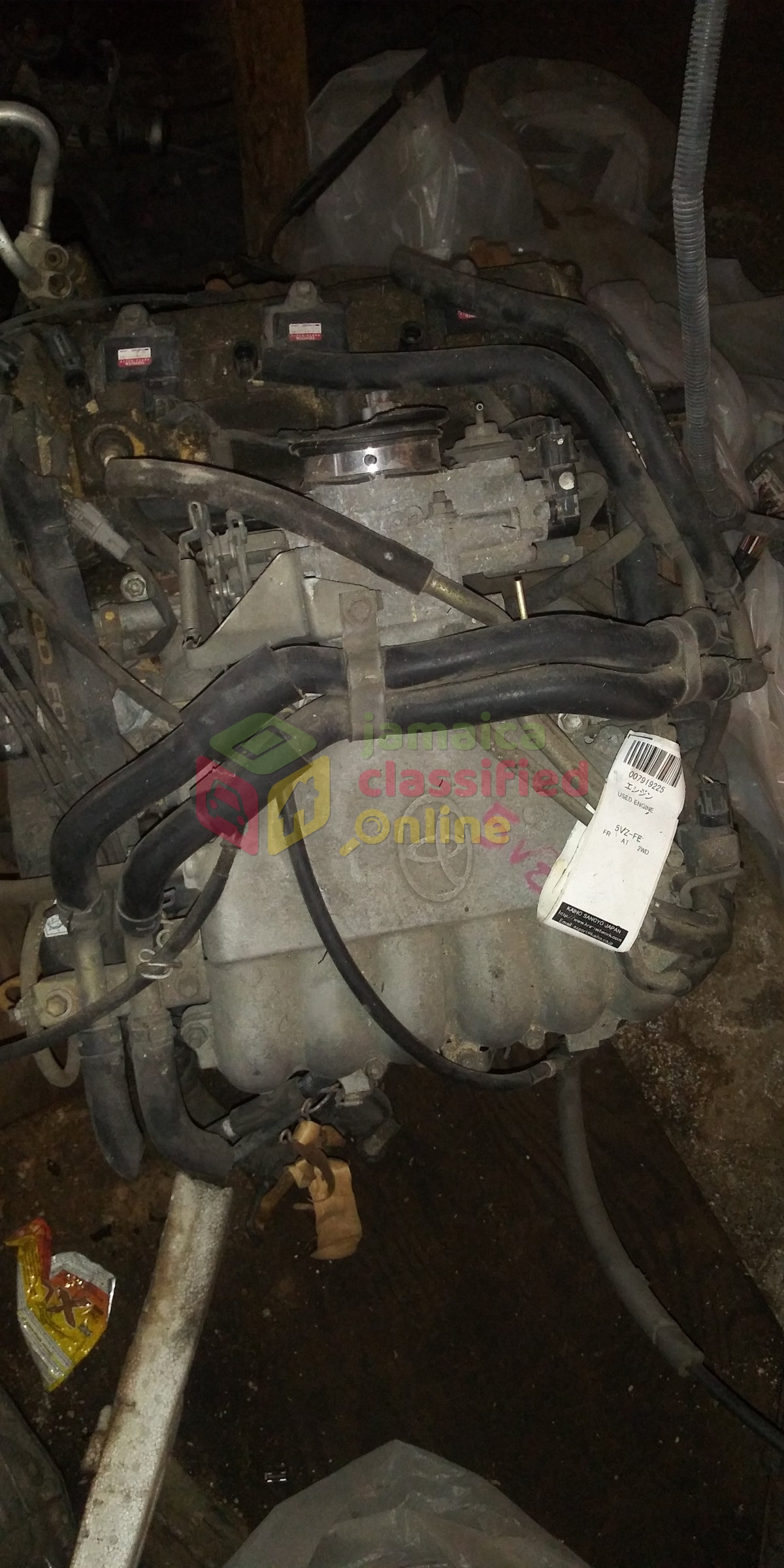 F6A Turbo Suzuki Engine And Gearbox for sale in May Pen
