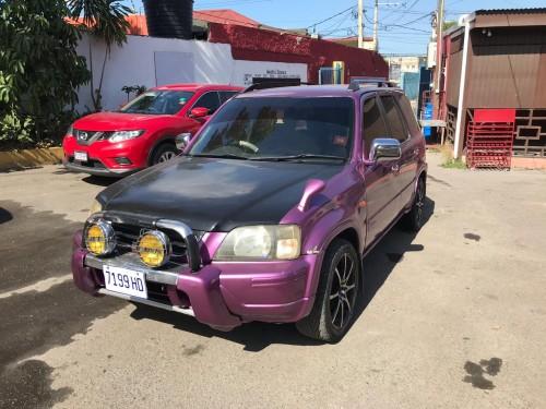 1996 HONDA CRV 510K NEG