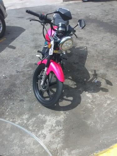 2018 LAMAHA Bike