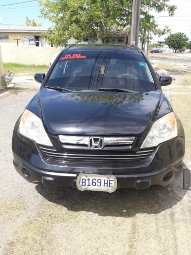 Honda Crv Vans & SUVs Portmore