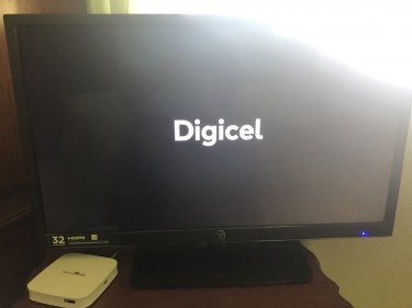 32inch WHD TV