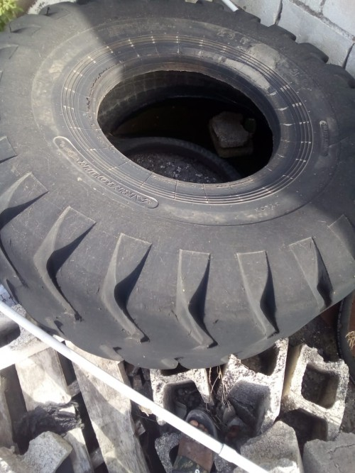 Tractor Tyres 29 And 23