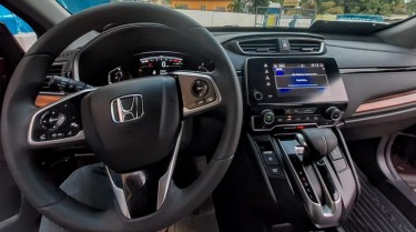 2017 Honda CRV EX