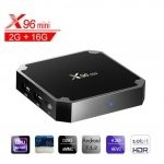 X96 Mini 2G/16G Android 7.1 Smart Tv Box