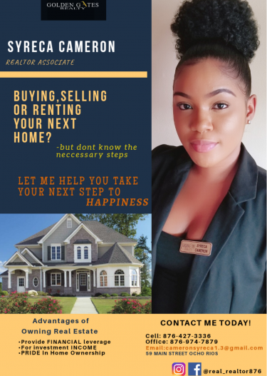 BUY, SELL Or RENT Real Estate