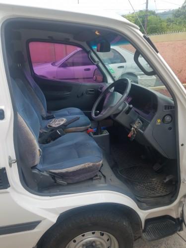 2004 Toyota Hiace Panel Van