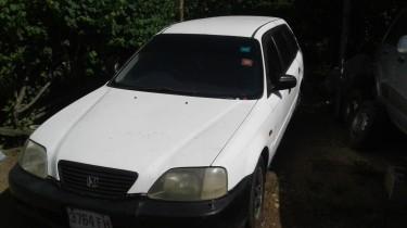 1998 Honda Partner