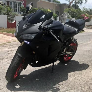 2006 CBR 600 RR