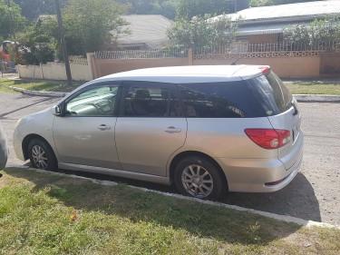 Nissan Wingroad 2012