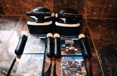 PlayStation VR - Creed: Rise To Glory + Superhot B